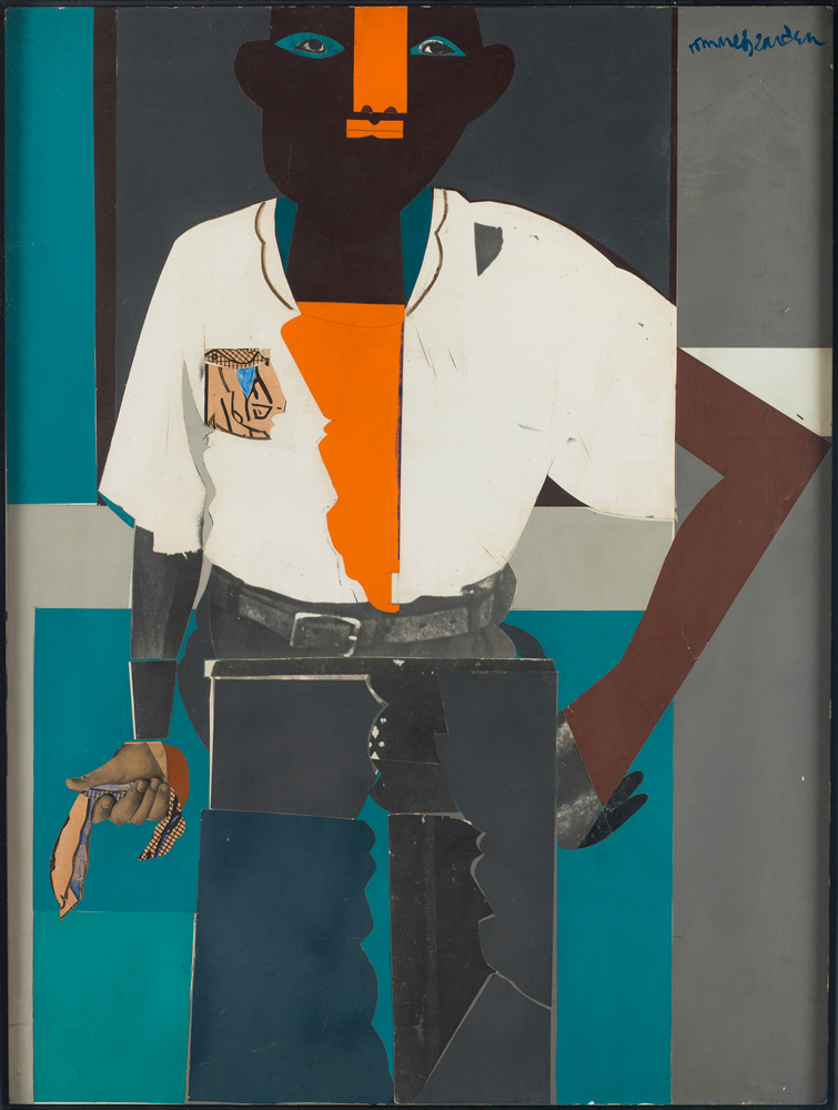 Romare Bearden - The Farmer